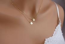 Именное ожерелье