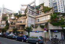 Urbanisme et Végétal / Photos de voyage et de déplacement