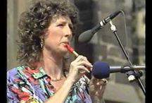 Irish music / by Marjorie Andrews Baker