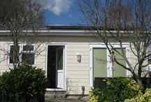 NGPS Offices  / NGPS have a purpose built ECO building which features an ASHP for hot water and underfloor heating along with solar PV, LED lighting, solar thermal and an immersun unit.  These offices are carbon neutral and provide us with a £10 a week income after paying the energy bills.