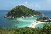 Paraisos playeros / Lugares de playas de ensueño donde perderse