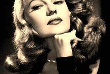 Make up portfolio / Rita Hayworth 1930s