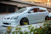 Honda ep3