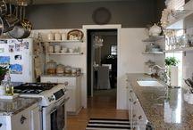 kitchen ideas / by Marietta Lyons