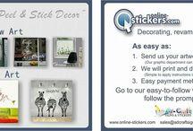 Online Stickers