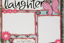 scrapbooking / by Lisa Baker Burger