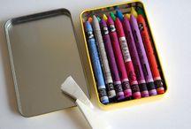 craft product storage + organization. / by Jenn Zicherman