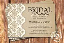 Bridalshower / by Camilla Chatman