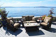 Patio Deck Outdoor Living