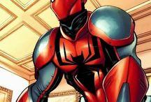 Comics, Super Heroes, Cartoons