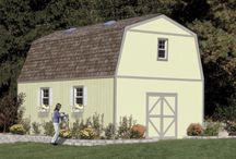 Sheds that can be Turned into a Man Cave / Photos of storage sheds that can can be turned into Man-Caves.