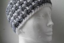 Hand made knitting, crochet hats, scarfs and others