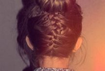 Hairstyles for Dance
