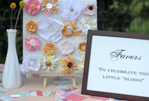 Baby Shower/Stuff Ideas / by Lisa Corral