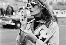 Vintage Paris Style Icons