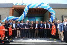 Başakşehir Spor Parkı'nın açılışı yapıldı.