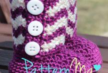 Crochet fun! / by Sarah Telgenhof