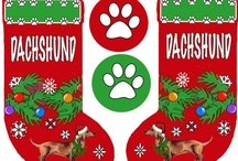 Xmas hounds  / All things hound and xmas
