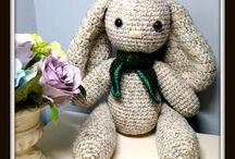 Easter crochet/Húsvéti horgolás