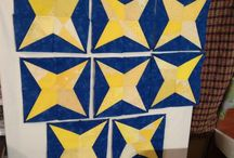 Instagram https://www.instagram.com/p/BO-9s-QB9JR/ January 07, 2017 at 07:47PM Trying out my new design wall with these #paperpieced #quiltblocks for the #mqg