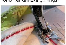 Technical sewing