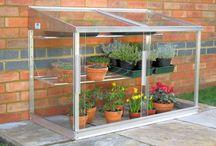 mini green house