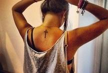 Beauty || cross tattoos