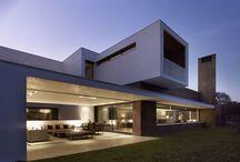 exterior: home