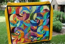 Curved Piecing / Curved Piecing Quilting Projects