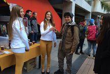 Nescafé en la UNAB - 11-06-2015 / Casona, Viña del Mar y Concepción