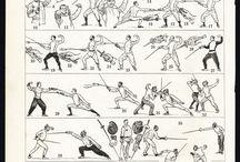 Fencing - swords
