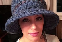 My knitted hats / Knitted crochet