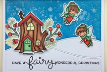 Frosty Fairy Friends