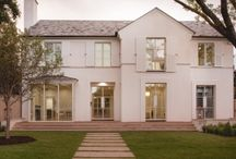 Completed | 3717 Marquette / Classic Southern transitional home designed by sought-after architect Paul Turney.