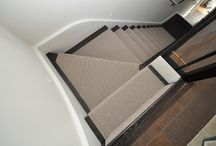 Off The Loom Stair Runner | Rothbury 4 (sewn on extra wide step)