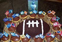 FOOTBALL - GAME DAY- SUPERBOWL PARTY / #football #sports #food #drink #diy #ideas #dameday #game #day #superbowl #party #guys  / by M B
