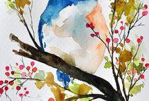 birdswatercolor