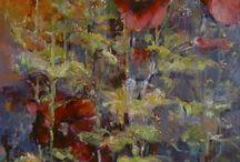 Southwest Art by Intuitive Artist Joan Fullerton / Southwest Art by Intuitive Artist Joan Fullerton