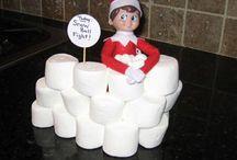 Elf on the Shelf / When Haedyn gets old enough.