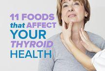 Thyroid Health Foods / by Ro Turner