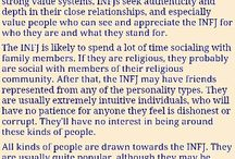 my personality / things that I can relate to a.k.a my personality. Somewhere between INFP and INTP