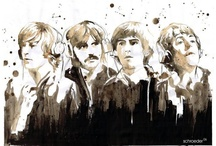The Beatles / by Tim Bertie