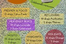 Carpet Deodorizers With Essential Oils