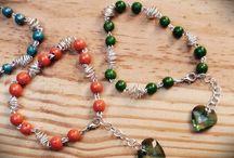My projects bracelets wire