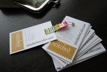 Business Cards / by Tyra Taff