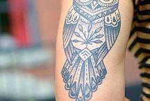 ideas tatoo búho