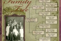 Family tree album >*< Családfa album