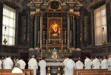 Rozancowa kaplica,Bolonia