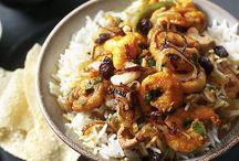 Biriyani / pilav / rice