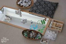 Collected Loose Parts for Play